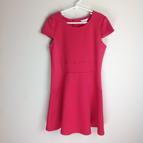 Baker by Ted Baker Other - Ted Baker Hot Pink Dress Sz 9 / 10